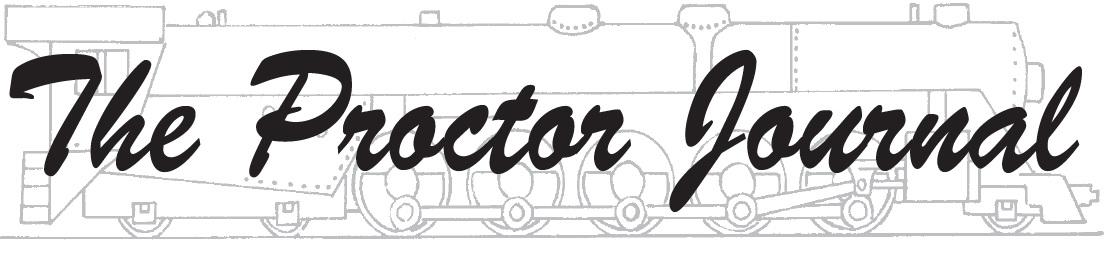 Proctor Journal